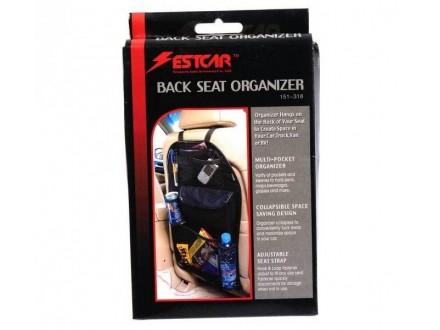 Organizer za auto sedište 3 + BESPL DOST. ZA 3 ART.