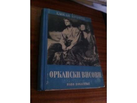 Orkanski visovi Emili Bronte