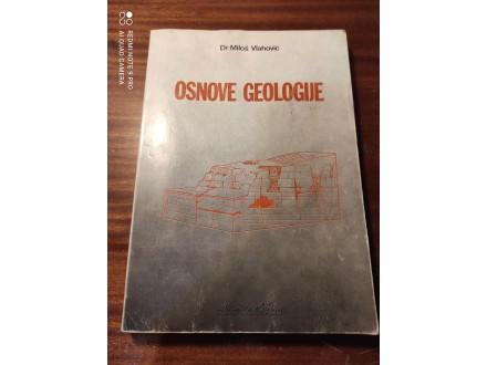 Osnove geologije Vlahović