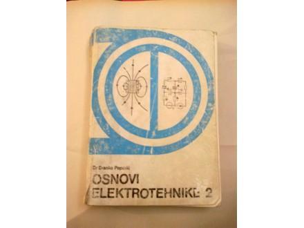 Osnovi elektrotehnike 2 - dr Branko Popović