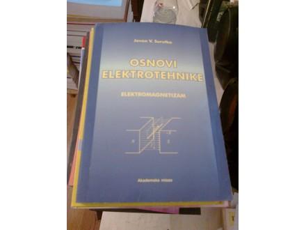 Osnovi elektrotehnike - Jovan V. Surutka