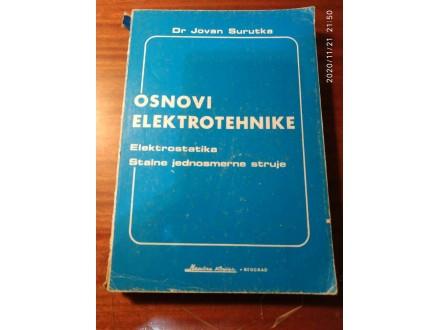 Osnovi elektrotehnike Surutka