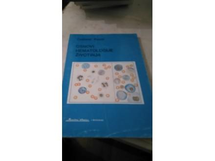 Osnovi hematologije životinja - Čedomir Rusov