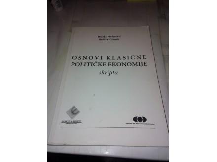 Osnovi klasične političke ekonomije skripta - Medojević