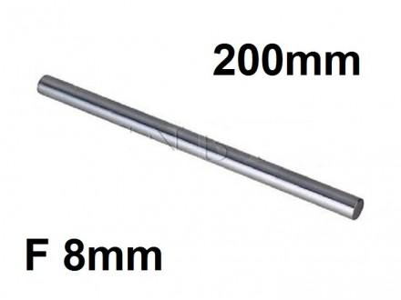 Osovina F8mm x 200mm - Vodjica za CNC i 3D