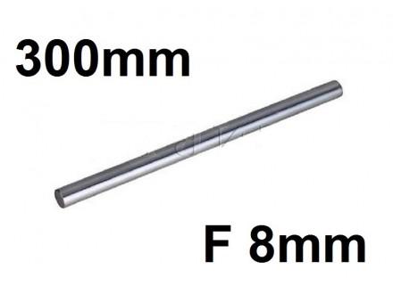 Osovina F8mm x 300mm - Vodjica za CNC i 3D