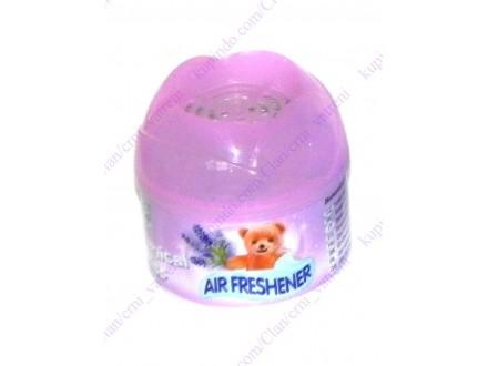Osvezivac vazduha, gel, lavanda + BESPL DOST. ZA 3 ART.