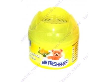Osvezivac vazduha, gel, limun + BESPL DOST. ZA 3 ART.