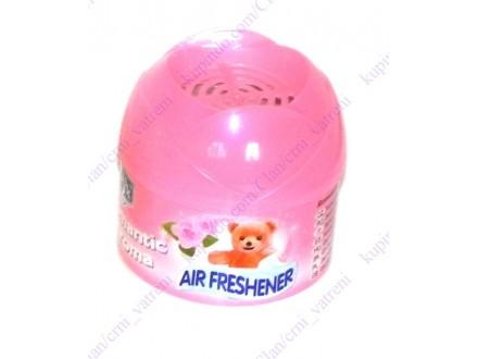 Osvezivac vazduha, gel, ruza + BESPL DOST. ZA 3 ART.