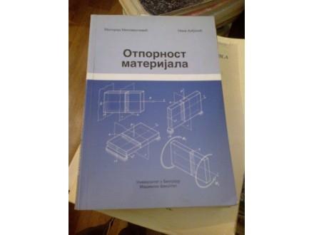 Otpornost materijala - Milorad Milovanović Nina Anđelić