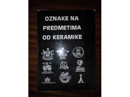 Oznake na predmetima od keramike