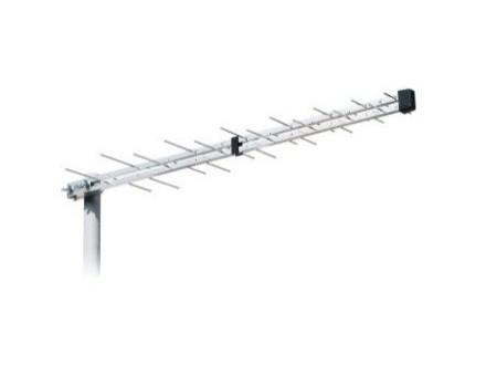 P 2845 H/V - Antena Loga UHF, DVB-T, dobit 9.5dB, 106 cm