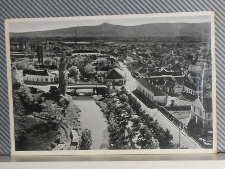 P A R A Ć I N  -panorama 1930/40     (V-73)