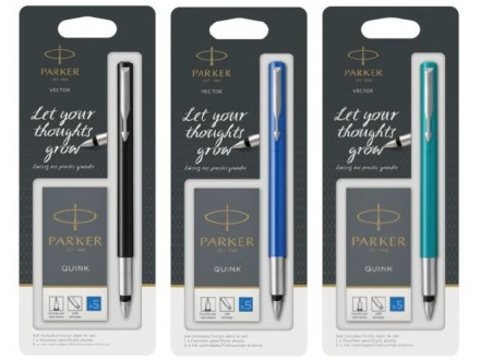 PARKER Vector Royal set 46840