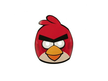 PARTY Angry Birds maske 500254