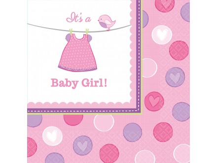 PARTY Baby Girl salvete 511489