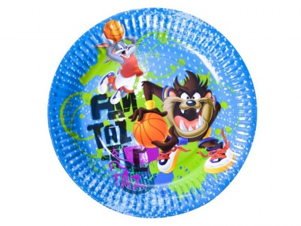 PARTY Looney Tunes Sport tanjirići 310724