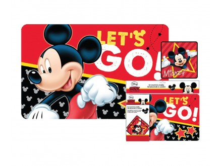 PARTY Mickey Mouse set 0561544