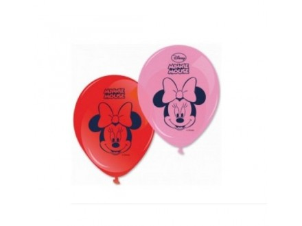 PARTY Minnie Mouse baloni 484934