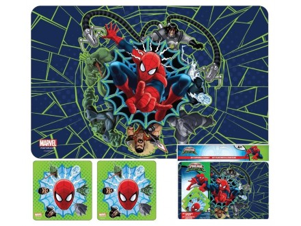PARTY Spiderman set 0500811