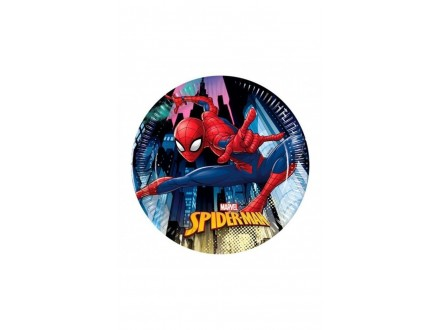 PARTY Spiderman tanjiri 489446
