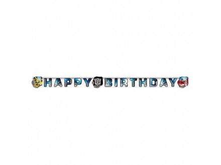 PARTY Transformers baner 997767