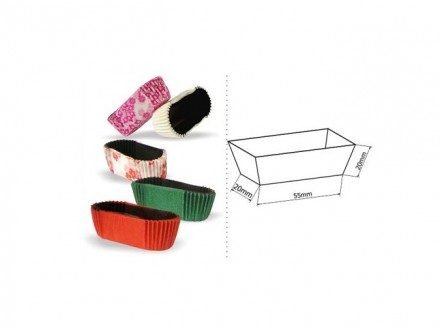 PARTY accesories muffin korpice B1