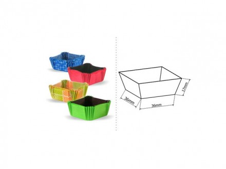 PARTY accesories muffin korpice K1