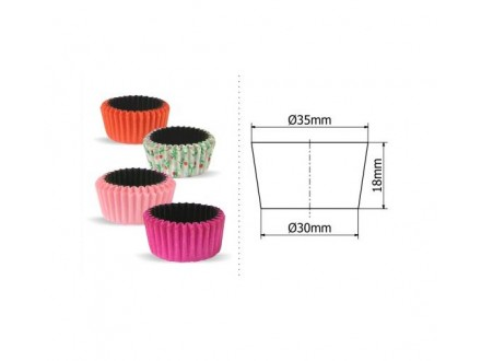 PARTY accesories muffin korpice M2