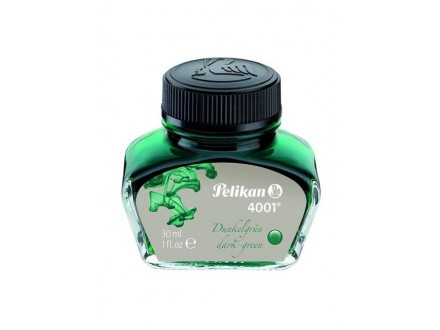 PELIKAN tinta za naliv pero 4001 300056 green