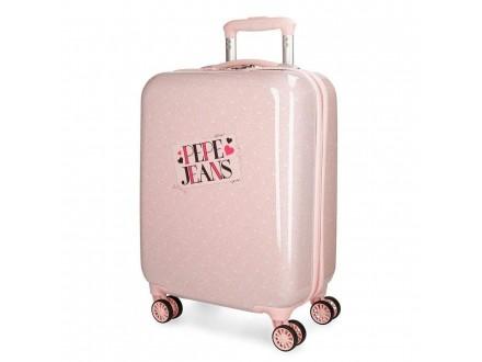 PEPE JEANS Olaia Pink kofer 61.570.62