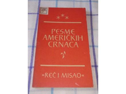PESME AMERIČKIH CRNACA