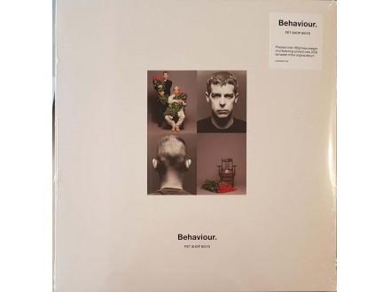 PET SHOP BOYS - BEHAVIOUR - LP