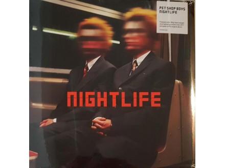 PET SHOP BOYS - NIGHTLIFE - LP