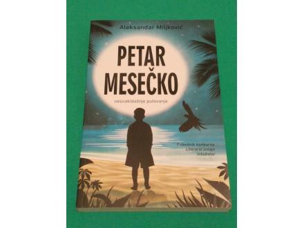 PETAR MESEČKO - Nesvakidašnje putovanje - A.Miljković