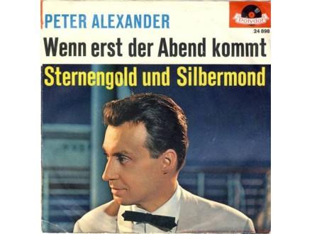 PETER ALEXANDER - Wenn erst der Abend kommt