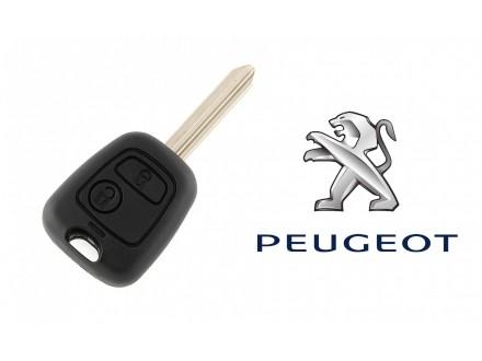 PEUGEOT kljuc sa dva dugmeta - Partner, SX9, ...