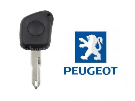 PEUGEOT kljuc sa jednim tasterom - 106, 205, 306, 405