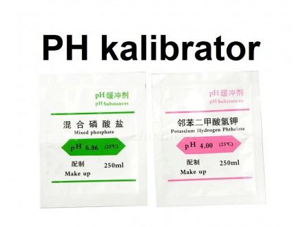 PH prasak za kalibraciju - 4pH + 6.86pH
