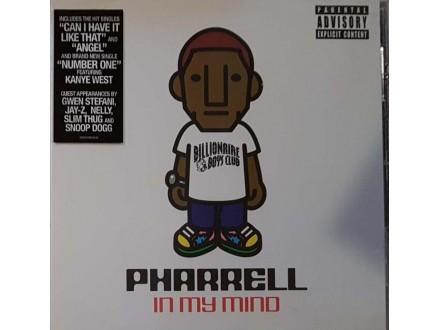 PHARRELL - IN MY MIND - CD