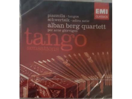 PIAZZOLA A.  - TANGO SENSATION - CD