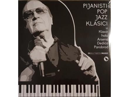 PIJANISTI POP JAZZ KLASICI - LP