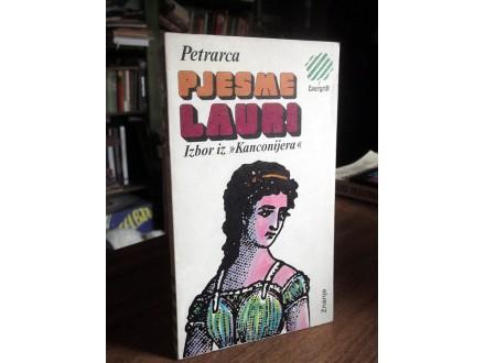 PJESME LAURI - Petrarca