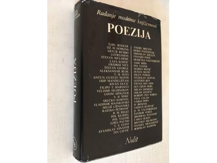 POEZIJA - rađanje moderne književnosti