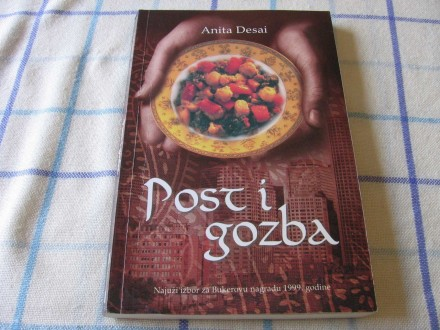 POST I GOZBA - Anita Desai