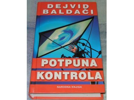 POTPUNA KONTROLA - Dejvid Baldači