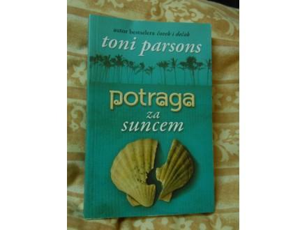 POTRAGA  ZA SUNCEM Toni Parsons
