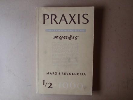 PRAXIS broj 1 - 2 / 1969 :  Filozofski časopis