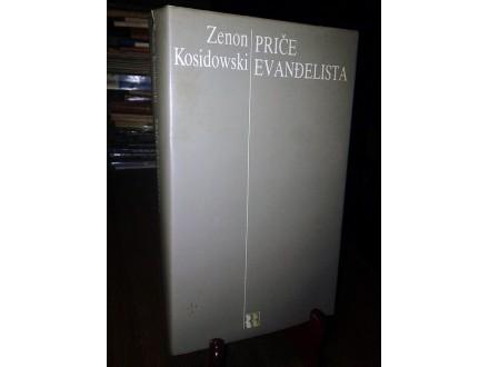 PRIČE EVANĐELISTA - Zenon Kosidovski