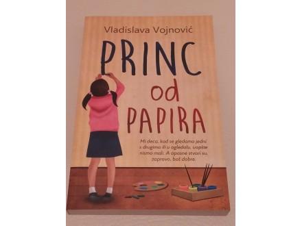 PRINC OD PAPIRA - Vladislava Vojnović